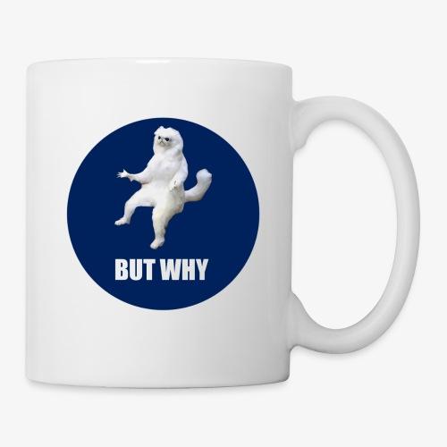 BUTWHY - Mug