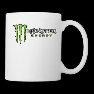 monster energy - Mug blanc