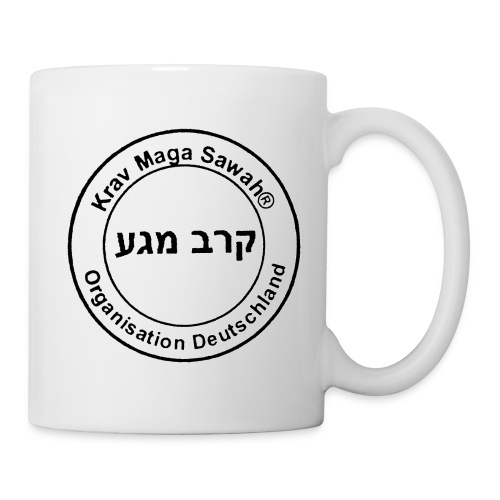 Krav Maga Sawah Organisation Deutschland - Tasse