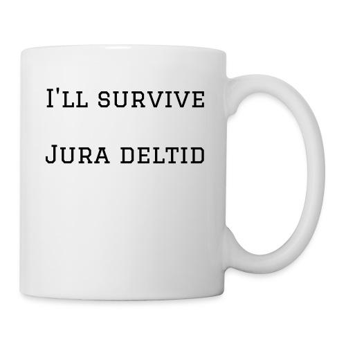 I'll survive jura deltid - Kop/krus