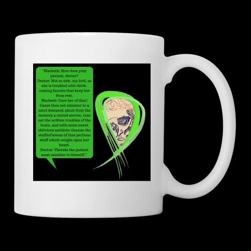 Macbeth Mental health awareness - Mug
