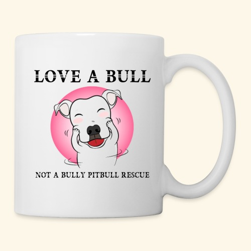 LOVE A BULL - Tazza