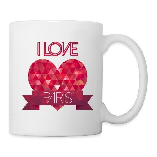 I LOVE PARIS - Mug