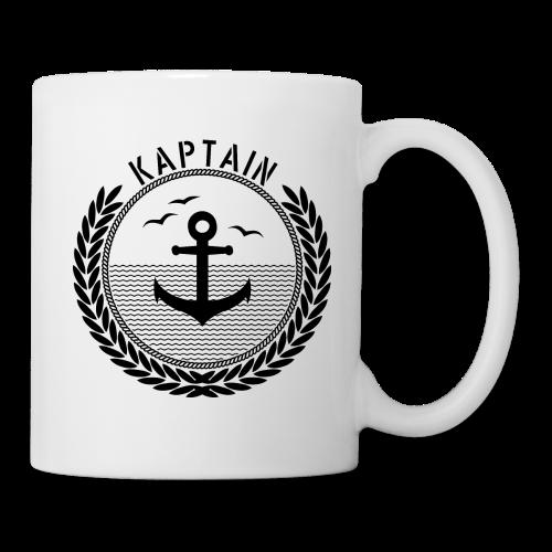 Kaptain - Anchor - Tasse