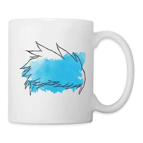 Blue Splat Original - Mug