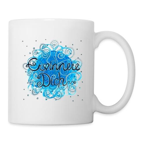 Erinnere dich - Tasse
