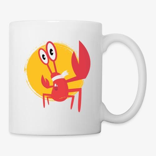 lobster - Mug blanc