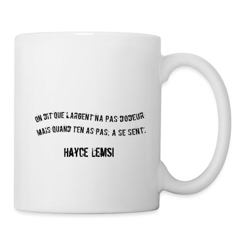 Punchline de Hayce lemsi - Mug blanc