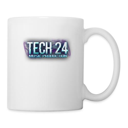 Tech 24 Logo - Mug