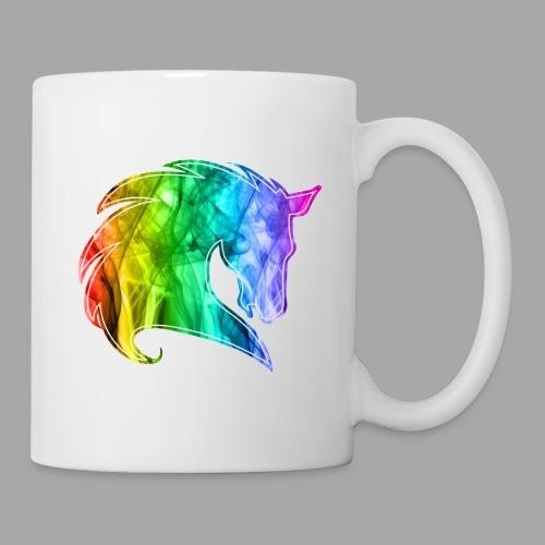 Rainbow Horse - Tazza