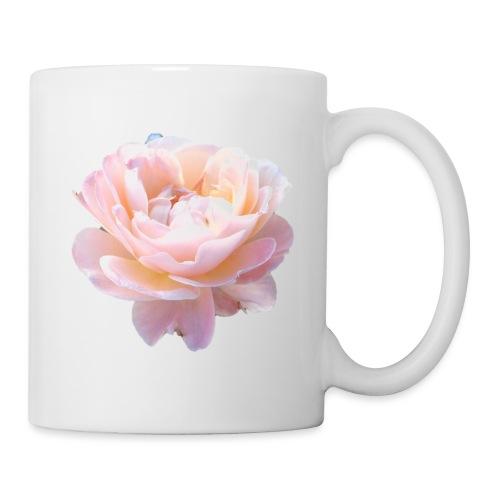 A pink flower - Mug