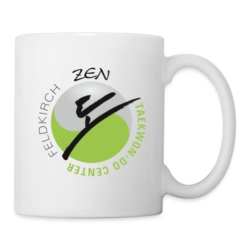 logo rund ohne weiss - Tasse