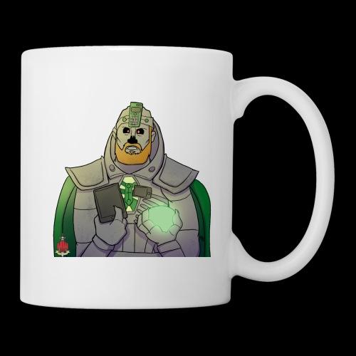 Elliot the Necron! - Mug