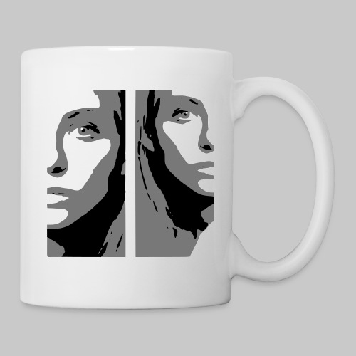 fashion Beauty Schönheit Frau Girl 2reborn - Tasse