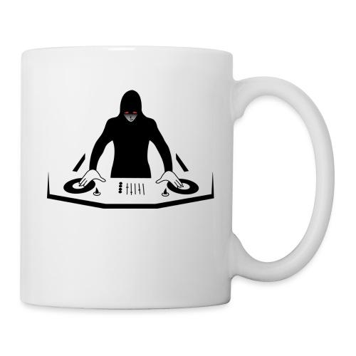 DJ1 - Mug blanc