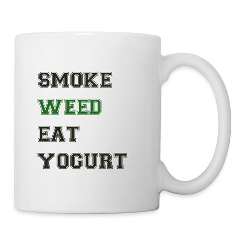 Smoke Weed Eat Yogurt - Mug