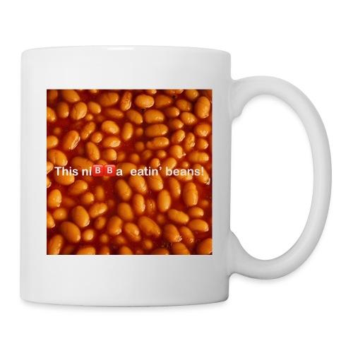 This ni🅱️🅱️a eatin beans! - Mug