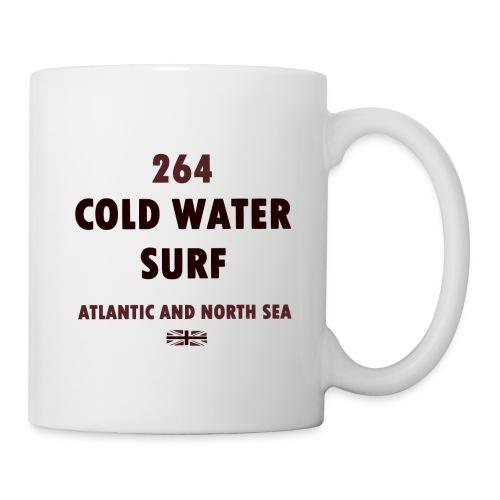 COLD WATER SURF - Mug
