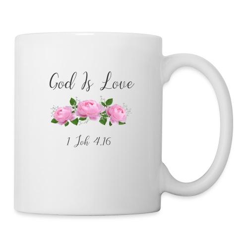 Gott ist Liebe Christliche Tshirt Geschenke Jesus - Tasse