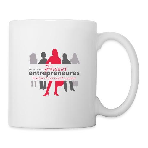Femmes Entrepreneures network - Mug blanc