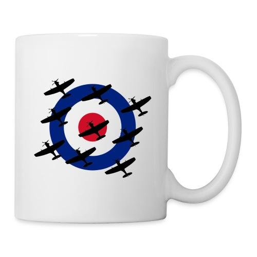 Spitfire vintage warbird - Mug