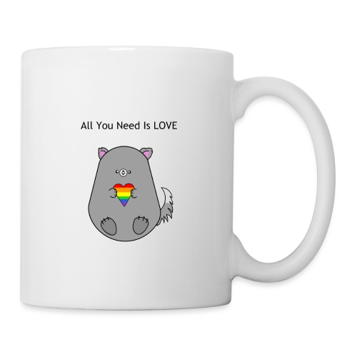 all you need is love - Mugg