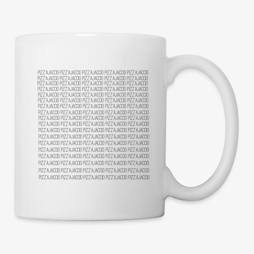 bloc - Mug blanc