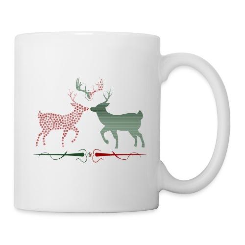 Christmas deer - Mug