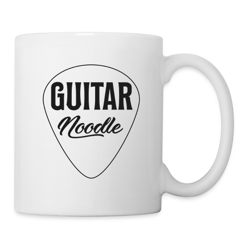 Guitar Noodle Guitar Pick - Mug