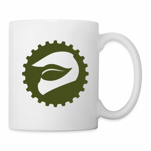 greenduro bildmarke gruen clean - Tasse