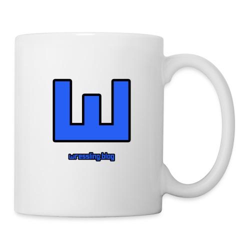 NEW Wressling Logo - Mug