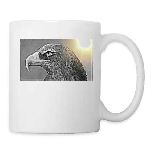 Aigle majestueux - Mug blanc