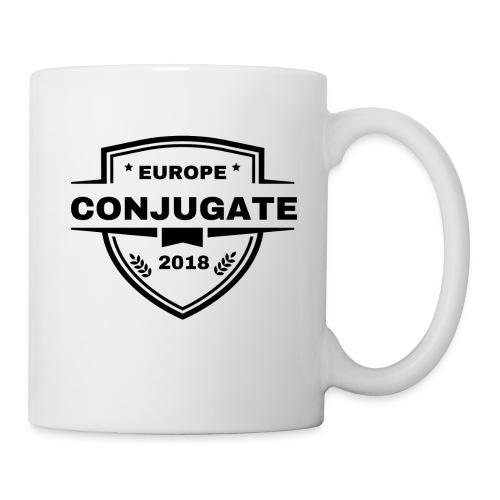 Conjugate Black - Mugg