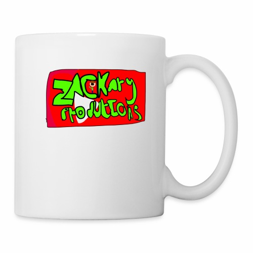ZackaryProductions Desgin - Mug