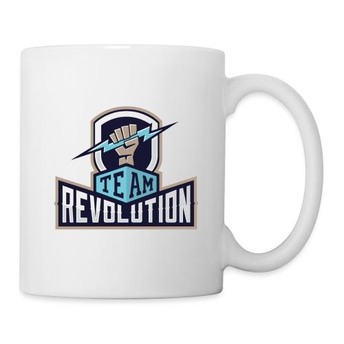 TeamRevolution - Mug blanc