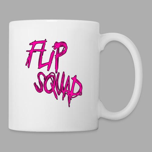 FlipSquad Rosa - Mugg