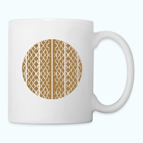 Geometric mermaid shed - Mug