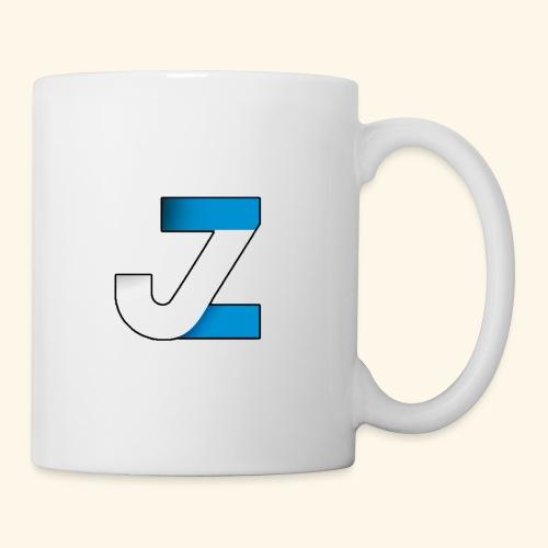 LOGO de la chaine YOUTUBE Jeizz_TV - Mug blanc