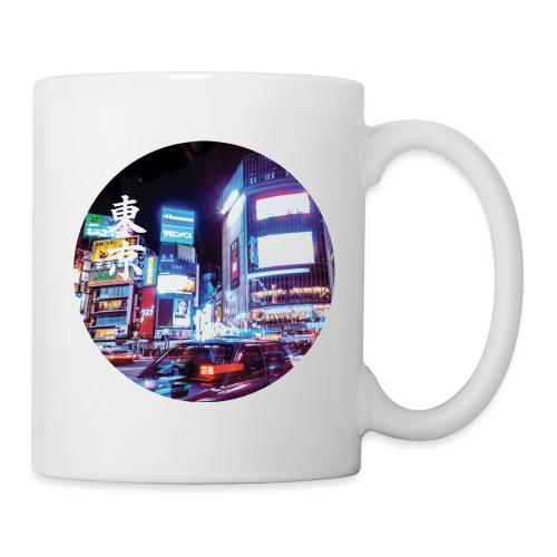 Tokyo Night - Mug blanc
