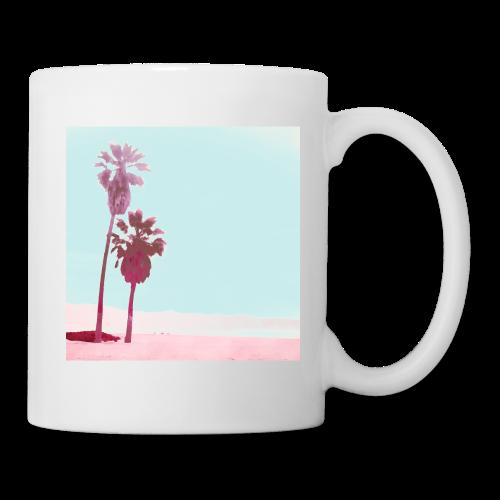 Pastel Beach Minimalism Modern - Mug