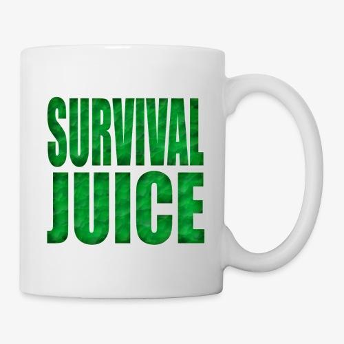 Survival Juice - Taza