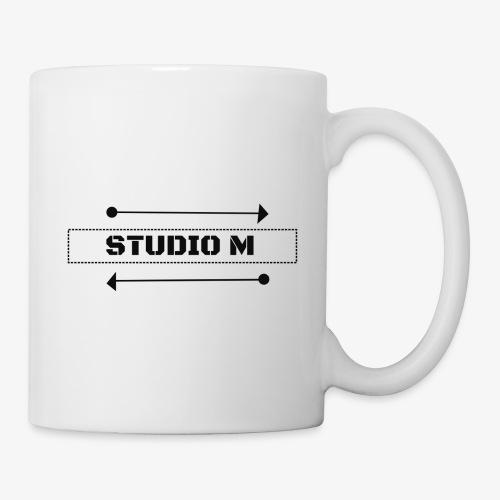 Studio M (negro) - Taza