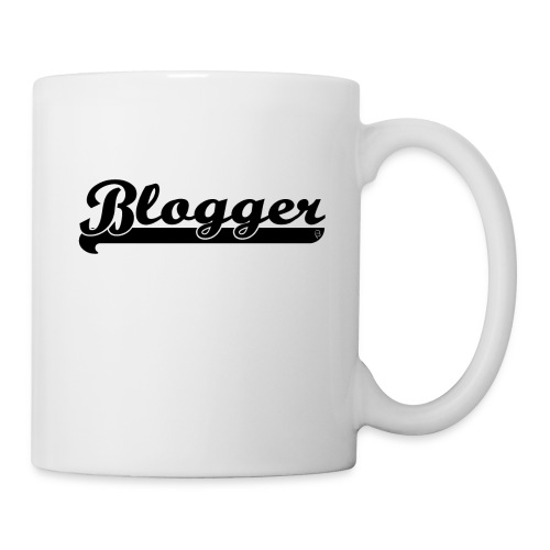 0184 Blogger   Blog   Buchblogger   Bookrebels - Mug