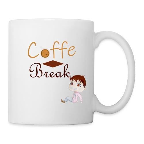 Tasse de café - Mug blanc