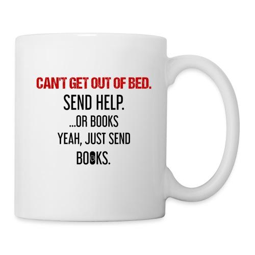 0278 books | Funny | Yeah | Bookrebels | Read - Mug