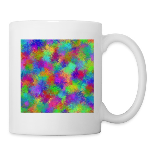 Colored - Tasse