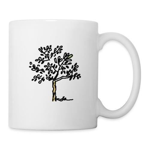 Jeune olivier - Mug blanc