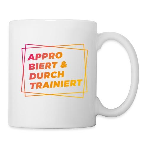 Approbiert & durchtrainiert (DR2) - Tasse