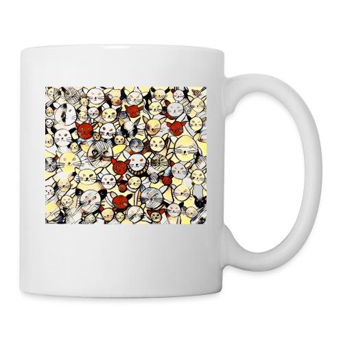 Katzen - Tasse