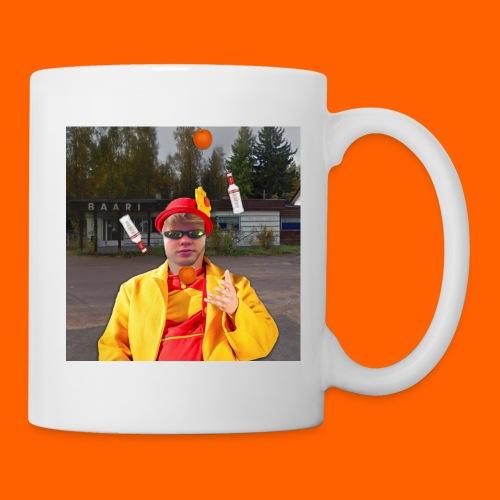 OrangeFullElmeri - Muki